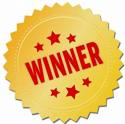 Winner Congratulations Referral Wetzel Ron August Thank