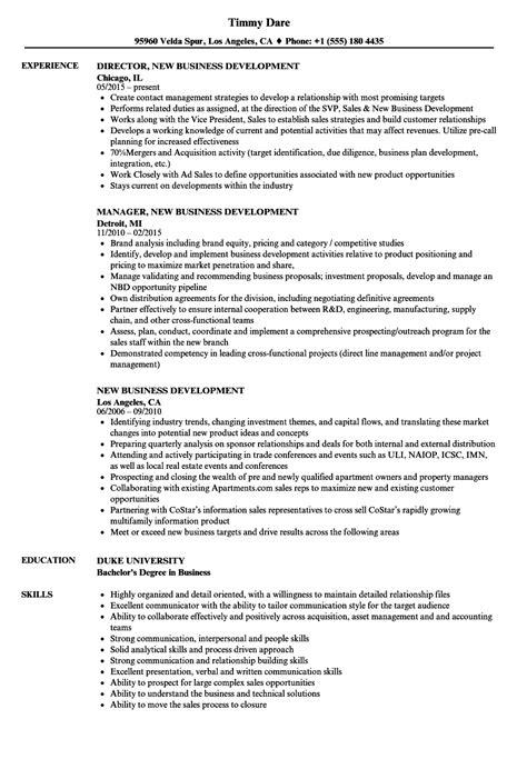Business Resume Samples - Resume format
