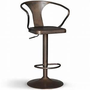 Chaise De Bar Metal : tabouret de bar design chaises de bar pas cher declik d co page 1 ~ Teatrodelosmanantiales.com Idées de Décoration