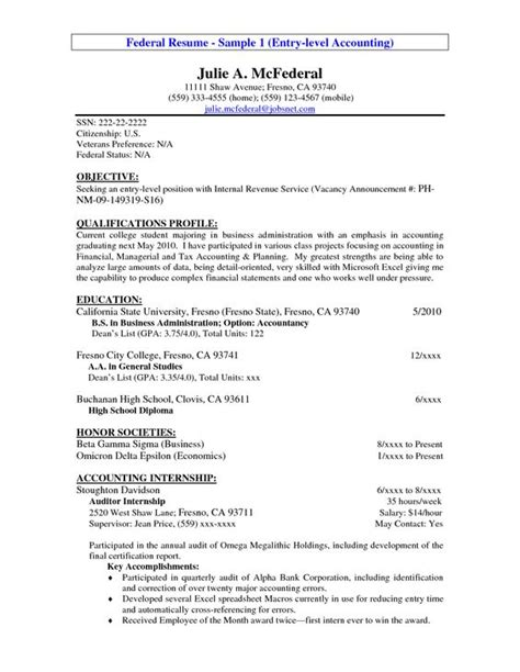 20560 accounting resumes exles accounting resume objectives read more http www