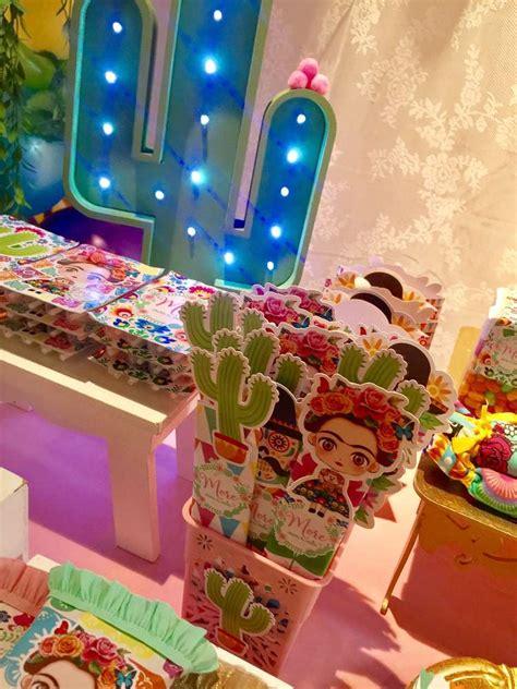 frida kahlo mexican party birthday party ideas photo