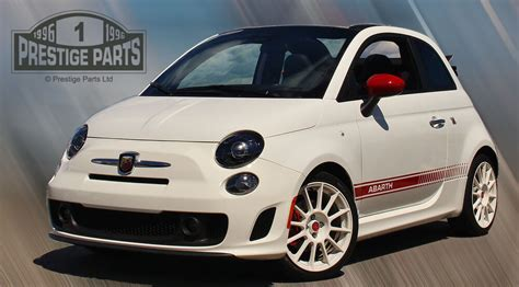 Fiat 500 Quality by Fiat 500 Abarth Side Stripes Correct Size Shape