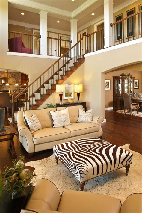 animal print interior decor   natural    home