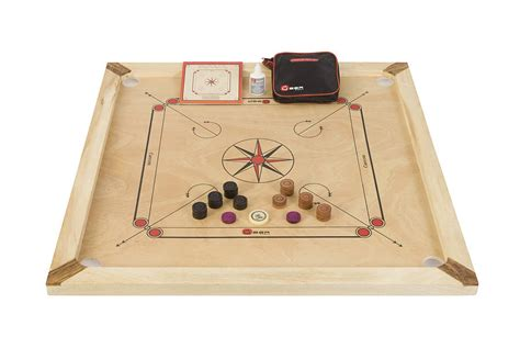 Carrom Set By Uber Games
