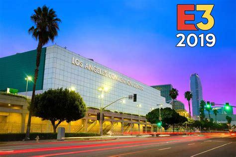 E3 2019: Ecco tutte le date e gli appuntamenti!