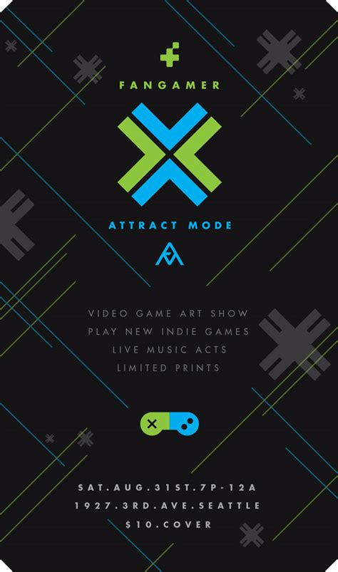 fangamer  attract mode show brings fine art indie games