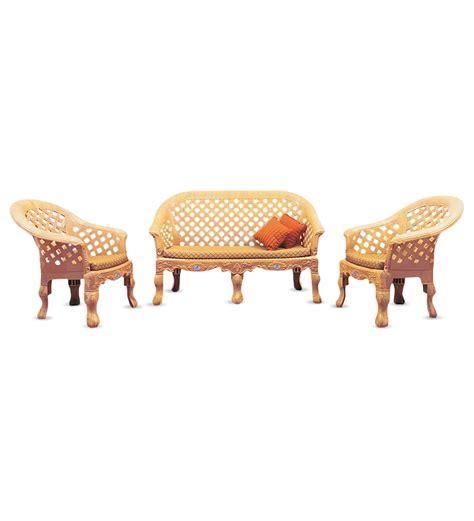 Nilkamal Plastic Sofa Set Price by Nilkamal Luxura Sofa Set Best Deals With Price Comparison
