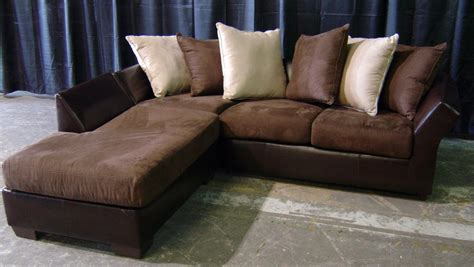 Suede Sofa by 20 Best Collection Of Suede Sectionals Sofa Ideas