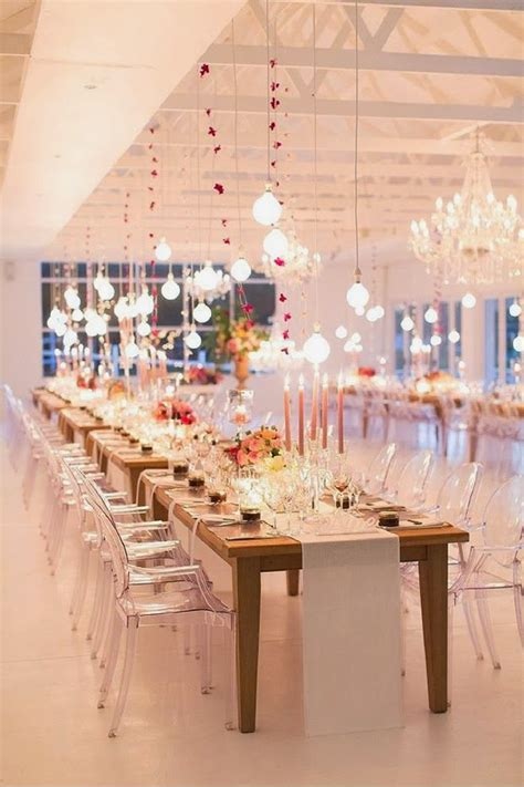 ghost chairs with wood table 1000 images about wedding details on pinterest ghost