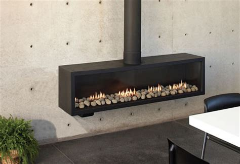 wall mount gas fireplace ortal modern gas stoves and fireplaces