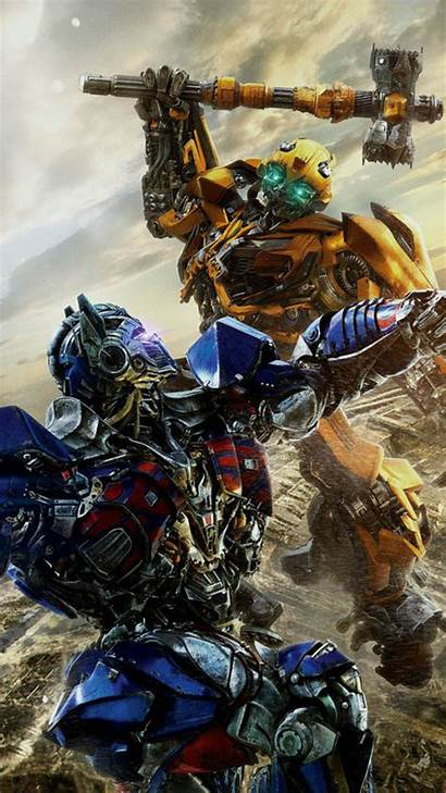 Transformers Optimus Prime Knight Last Bumblebee Bumblebbe