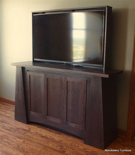 tv lifts cabinets 13 best tv lift images on bedroom ideas