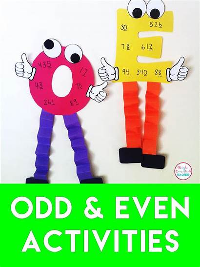 Odd Even Todd Steven Activities Arrived Numbers