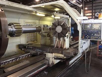Machining Machine Shaft Metal Heavy Works Cnc