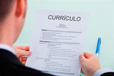 Contoh Sul Surat Lamaran by Sugest 245 Es De Como Preparar Um Curr 237 Culo Ce 227 O