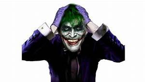 Willem Dafoe Joker PNG Render Killing Joke Style by ...