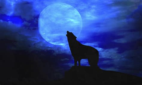 full wolf moon  meaning