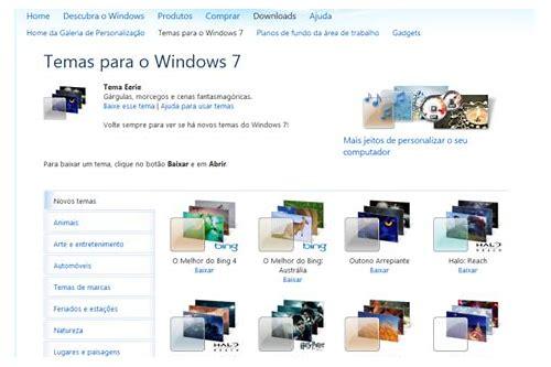 baixar o tema windows 7 mac virtualbox