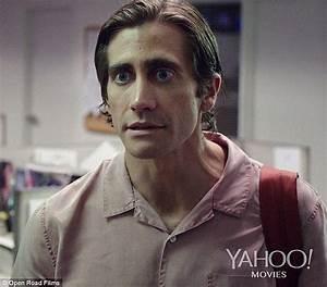 Jake Gyllenhaal shows no trace of gaunt Nightcrawler ...