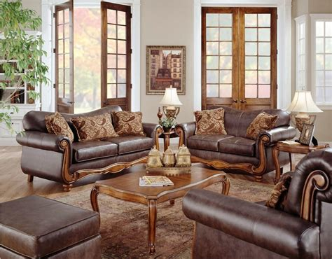 Wholesale Leather Living Room Set