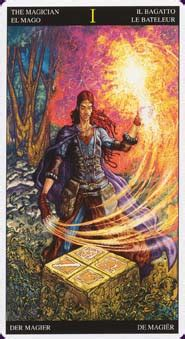 Maybe you would like to learn more about one of these? Universal Fantasy Tarot Reviews & Images   Aeclectic Tarot