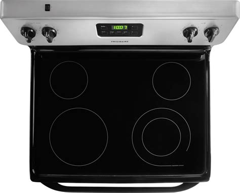 Frigidaire Ffef3013lm 30 Inch Freestanding Electric Range With 4.8 Cu. Ft. Oven Capacity, 4 Msr Whisperlite Stove Instructions Round Oak Wood Restoration 6 Inch Wall Thimble For Stardance Gas Manual Kenmore Elite Top Removal Magic Chef Electric Empire Cast Iron Reviews Burning Cook La Nordica Rosa L With Baking Oven