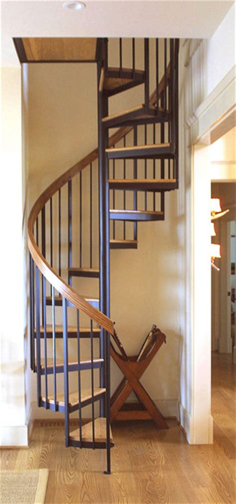 spiral staircase for loft spiral stair to loft