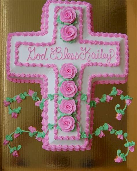 religious cakes baptism christening communion