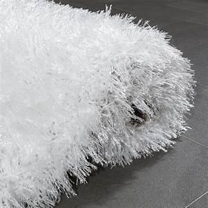 Hochflor Teppich Weiß : shaggy teppich glitzer in wei hochflor teppiche ~ Lateststills.com Haus und Dekorationen