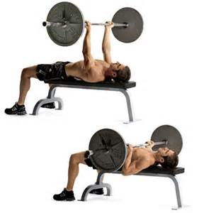 Barbell Bench Pres reverse bench press the new way to a big chest nafc