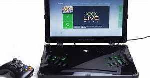 Turn Your Xbox 360 Into A Laptop With This DIY Project