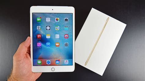 apple ipad mini  unboxing review youtube
