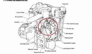 Yanmar 1gm10 Diesel Engine Was Difficult To Start When