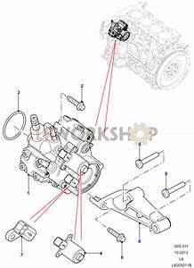 Fuel Injection Pump - 2 2 Tdci