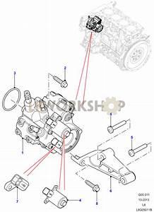 Fuel Injection Pump - 2 2 Tdci
