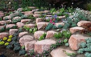 idee jardin idees de decoration capreolus With chambre bébé design avec caron fleur de rocaille