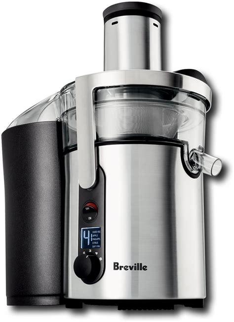 juicer stainless breville steel ikon speed smart juicers