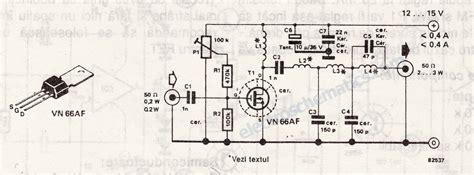Mhz Amplifier Circuit