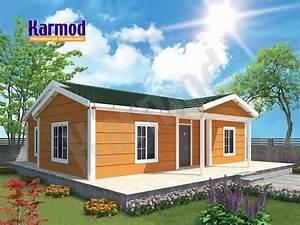Maison Préfabriquée En Bois : logement maisons pr fabriqu es maison pr fabriqu e pas ~ Premium-room.com Idées de Décoration