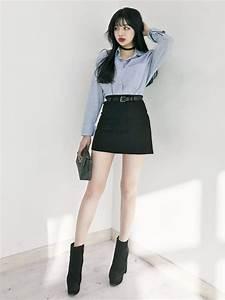 #MariShe daily 2017 #dahae   ..K Daily Style..   Pinterest   Korean fashion Korean and Ulzzang