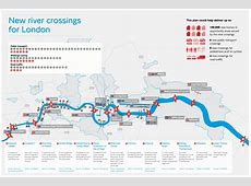 London's First Highway The East London River Crossings