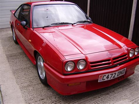 Opel Manta Gte Coupe 59k