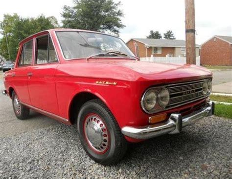 Datsun Bluebird For Sale by 1967 Datsun 411 Bluebird Sedan Cars Datsun