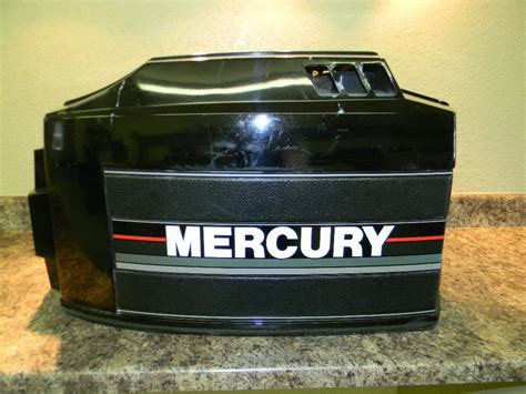 Mercury Hood Cowl Cowling Cover Southcentral
