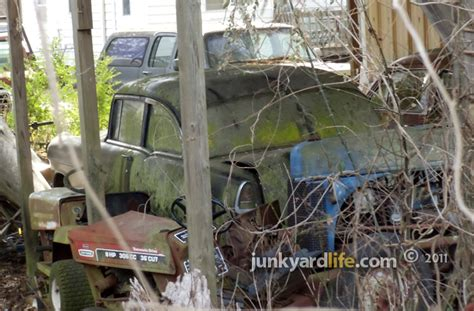 Boat Junk Yard Alabama by How To Score A 55 Chevy Barn Find Rod Authority