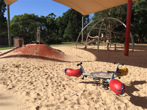 cabarita park playground play  design