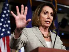 Nancy Pelosi files lawsuit to block Trump border wall…