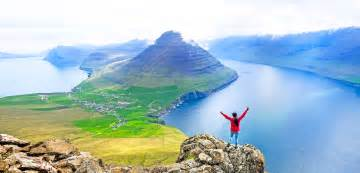 Hiking Faroe Islands' Stunning Mountain of ...
