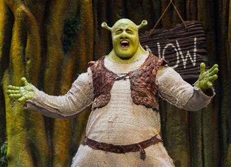'Shrek the Musical' allows families to bask in presence of ...