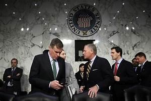 Mark Warner and Richard Burr Photos Photos - Senate ...